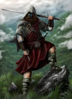 William Wallace by aFletcherKinnear