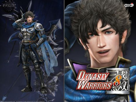DW8 Wallpaper - Li Dian by Koei-Warrior