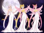 Three Moon Queens by LadyIlona1984