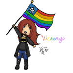::GLBT Victory - November 6th 2012:: by Batty-Brandyn