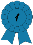 First Place Ribbon by NomadicRoyaleStable