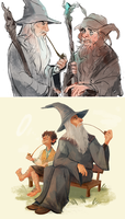 Lotr by Sydsir
