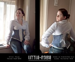 Little-Noise corsetry 06 by static-sidhe