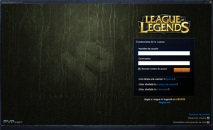 Hunter Gamers Launcher - LoL by nekarg