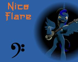 Nico Flare by Neros1990
