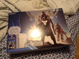 I have a PS4 4 now. by yasmyn64