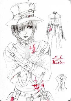 a Mad Hatter by QuistisNoir