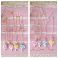 Lollipop Necklace by AngelicLight100