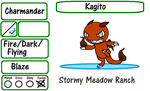 PKMNation: Kagito by TheRandomnessLover