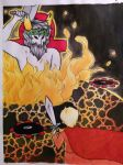 Dave vs Hephaestus by bailey27727
