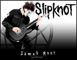 James Root by Hellknight10