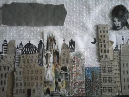Skyline collage by andrea-gould