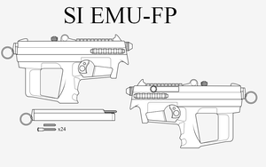 SI Emu Fp by Sapphire-industries