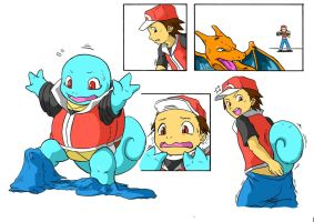 Squirtle transformation by nesise