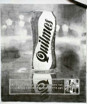 Quilmes Limited Can by Mejorqvos