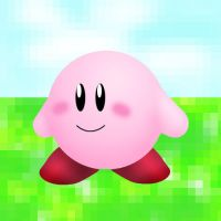 Kirby by Fritters
