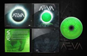 AEVA album concept by neverdying