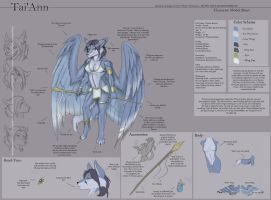 Tai'Ann - Character Sheet by Ulario