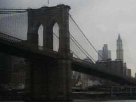 Brooklyn Bridge by your-mom--burn