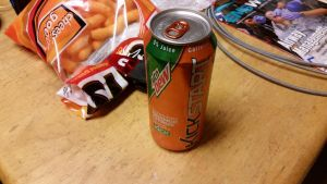 Orange Mtn Dew Kickstart  by canona2200