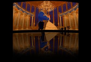 Ballroom Reflection by skies-of-blue