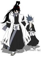 my bleach fanmade characters by kapao