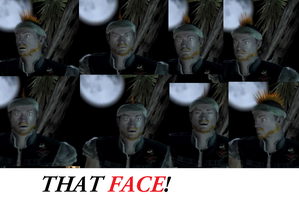 THE Face of New Vegas by Shaleene1