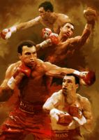Wladimir-Klitchko by youngandreckless