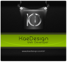 My DeviantART ID by kaedesign