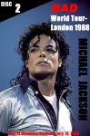 MJ Bad Tour London 1988 by Prince-of-Pop