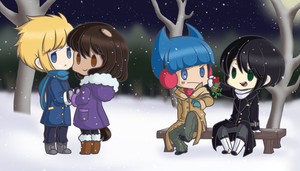 ::Winter Time:: by Flamongirl13