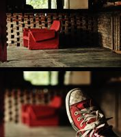 Sillon Rojo by cande-knd