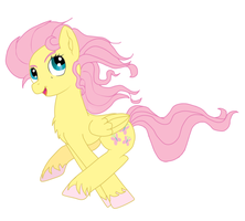 Fluttershy (not finished) by CO--CO-SO