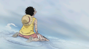 Luffy's Pain by BonzaiiBill