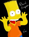 Bart Simpson by Wiictor