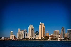 Down Town San Diego by palina32