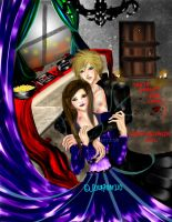 Cloud x Tifa - You're Sweeter Than Candy by Seraphim210