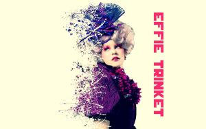 Effie Trinket: Fractured Effect by ElijahVD