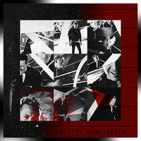 Chester Bennington Avatars/Icons by ShinodasDiscover