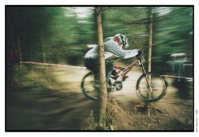 Downhill by iswoolley