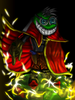 Lord Fawful by kritken
