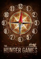 The Hunger Games, Poster by MoonfarrierFX