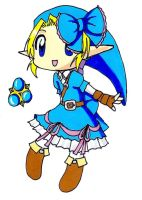 Lolita Link Blue by Penny6
