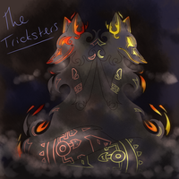 the tricksters by HylianGuardians