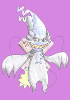 Evoloution for Banette by Samtheman-3807SG