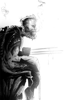 Logan by greenhickup