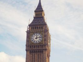 Big Ben by youngafflatus