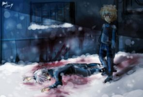 [Tokyo Ghoul] You know I'm still here by Nadi-Chan
