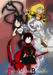 RWBY by Cammadolph