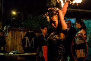 Industrial Fire Dancer by TheyCallMe-G